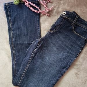 DKNY East Side boot cut jeans. Size 12
